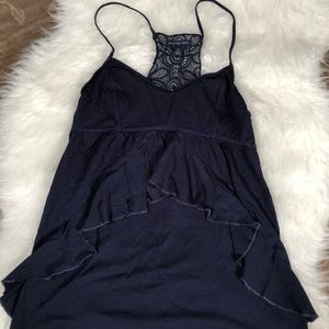 Tops - American eagle lace tank